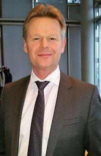 Lufthansa Cargo CEO Peter Gerber