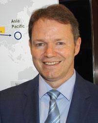 LH Cargo's VP The Americas Achim Martinka  /  source: hs