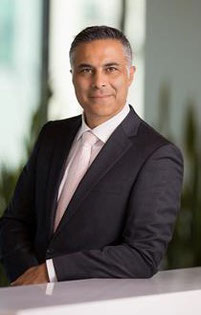 Ahmed Fahour, managing director and group CEO for Australia Post, demands reforms  / company courtesy