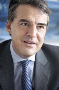 AF Chief Alexandre de Juniac announced next round of job cuts  -  courtesy AF