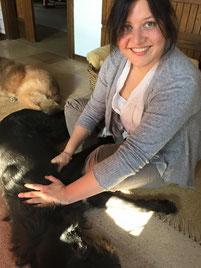 Infrarotlicht Hundeosteopathie,Hundephysiotherapie Augsburg
