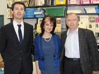 A. Kargapolov, V.Kurchenko, B. Borukaev