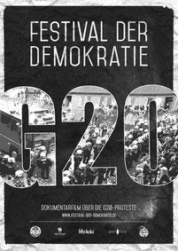 Festival der Demokratie; Flyer zum Film