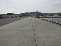 光井港 駐車箇所
