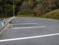 はなぐり海岸 駐車場