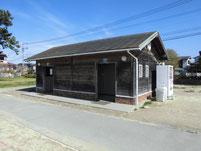 花鶴川河口周辺 トイレ