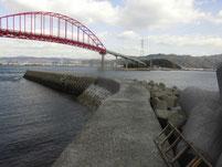 笠戸大橋下 笠戸島側 はこちらからどうぞ