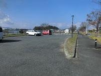 江川河畔公園周辺 駐車場