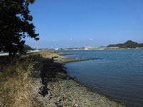 遠賀川河口堰 西川合流地点周辺 はこちらからどうぞ