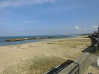 波津漁港 波津海水浴場
