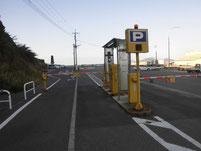 神湊漁港 有料駐車場