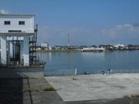 遠賀川河口堰 江川河畔公園周辺 はこちらからどうぞ