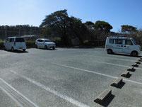 花鶴川河口周辺 駐車場