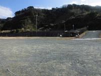 鐘崎海水浴場 駐車場