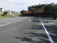 長田海浜公園 駐車場