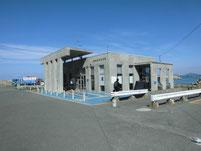 新宮漁港 定期船乗り場