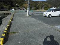 津木漁港 駐車場