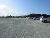 芦屋漁港 駐車場