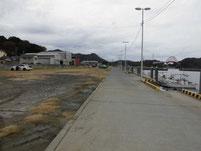 洲鼻漁港 駐車可能場所