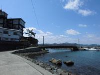 越ケ浜漁港 はこちらからどうぞ