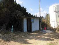 鐘崎海水浴場 トイレ