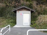 神湊漁港 トイレ