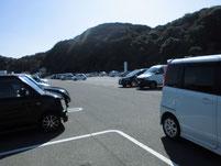 新宮漁港 駐車場