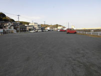 波津漁港 駐車場