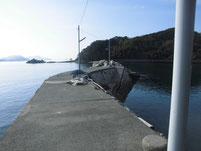 戸田津木海岸の波止 はこちらからどうぞ