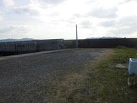 居守漁港 駐車スペース