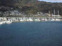 居守漁港 マリーナ