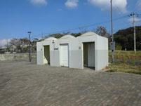 江川河畔公園周辺 トイレ