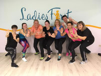 Ladies First Hamm - Dancelight im Fitnessstudio für Frauen