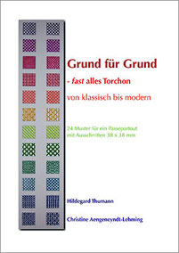 """Deckblatt """"Grund für Grund – fast alles Torchon"""""""