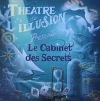 Le cabinet des Secrets forteresse de Thil