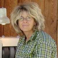 Donna Sall lapidary artist