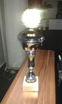 Pokal Tischkickerturnier Blaues Blut 15.11.2014