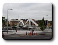 Pont situé à Glasgow