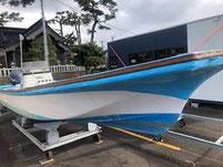 和船28尺富山県ジョイマリン