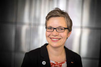 Monika Dehmel, Gründerin und Geschäftsführerin Politik zum Anfassen e.V.