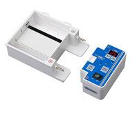 Gel Electrophoresis tank system. clever system for Agarose gel phoresis