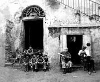 Mastro Francesco Lavorato a lavoro (foto di S. Grillo)