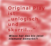 Das Konzept von Original Play sei unlogisch und skurril, lautet das Urteil des Kinderschutzzentrum in Salzburg und warnt vor Original Play (ORF). Weshalb wurde erst jetzt die problematische Methode des Vereins entdeckt. Bild:spagra