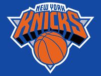 логотип команды NBA Нью Йорк Никс