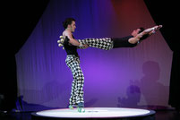 The FastFat Company Rollschuhakrobatik Classic & Comedy