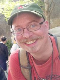 Erzieher & Wildnispädagoge Christian Kern
