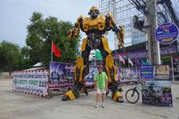 Begegnung in Pattaya