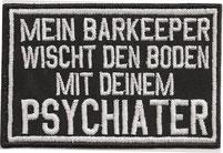 Mein_gallery_barkeeper_wischt_boden_Psychiater_biker_patch