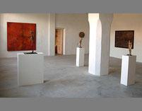 Amador Vallina: Exposición Individual Can Puig, Sóller, Mallorca
