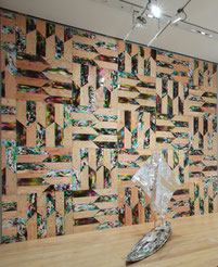 SEE MAX / his wave 430×474cm 2010